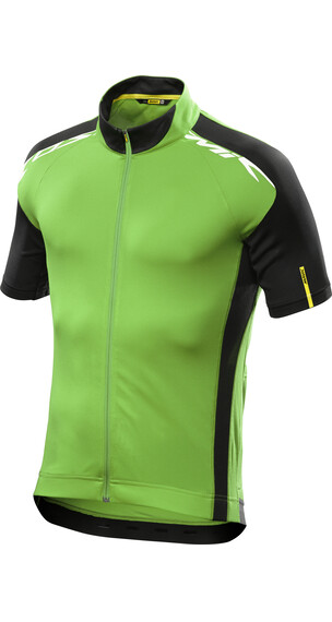 Mavic Cosmic Elite Kortärmad cykeltröja Herr grön